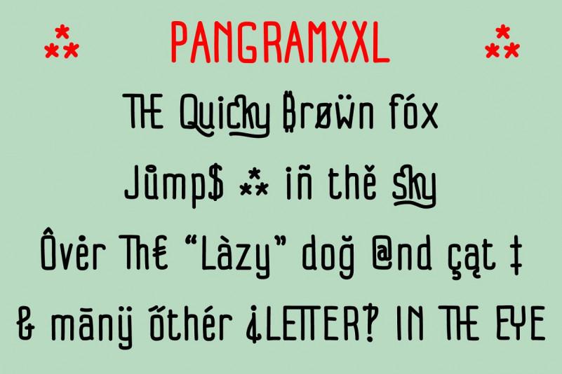 Impreciso Handmade Font Family-2