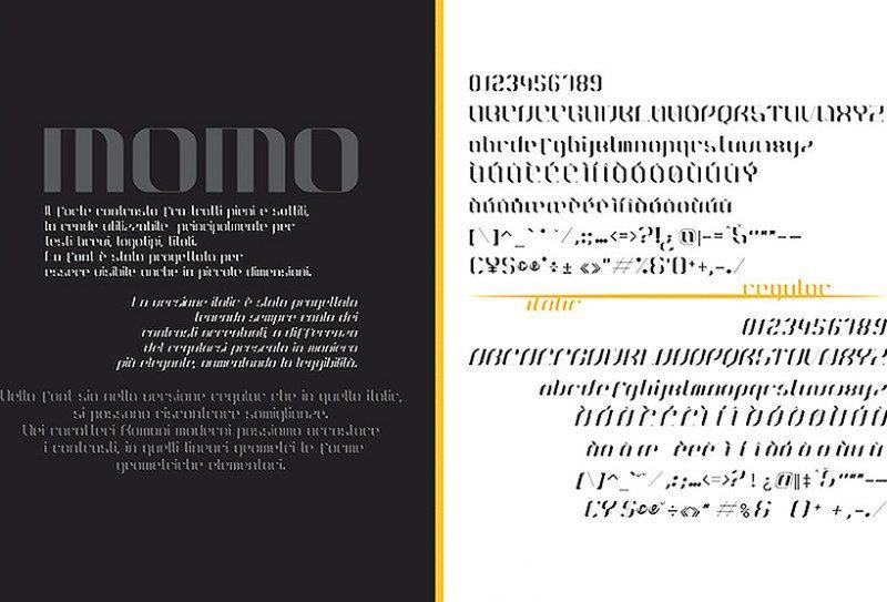 MOMO Typeface-2