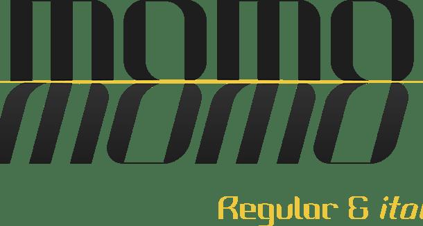 MOMO Typeface