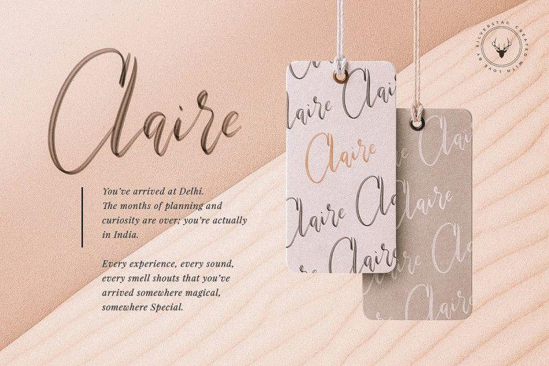 Maria Rose SVG Script Font-2
