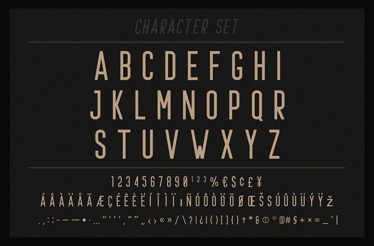Prestage Font Family-2