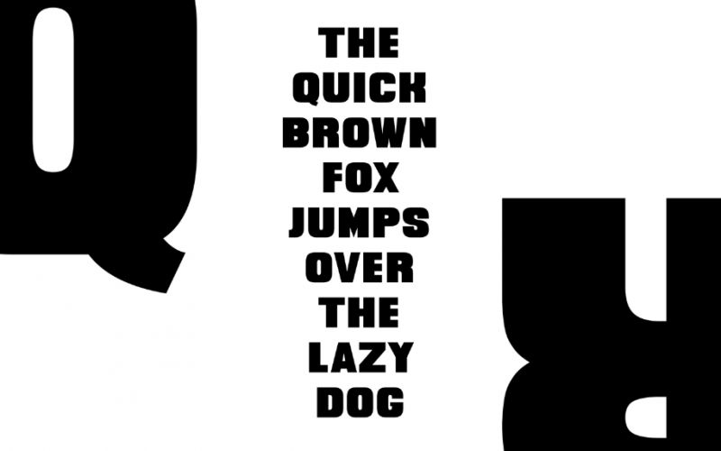 Quittance Typeface-2