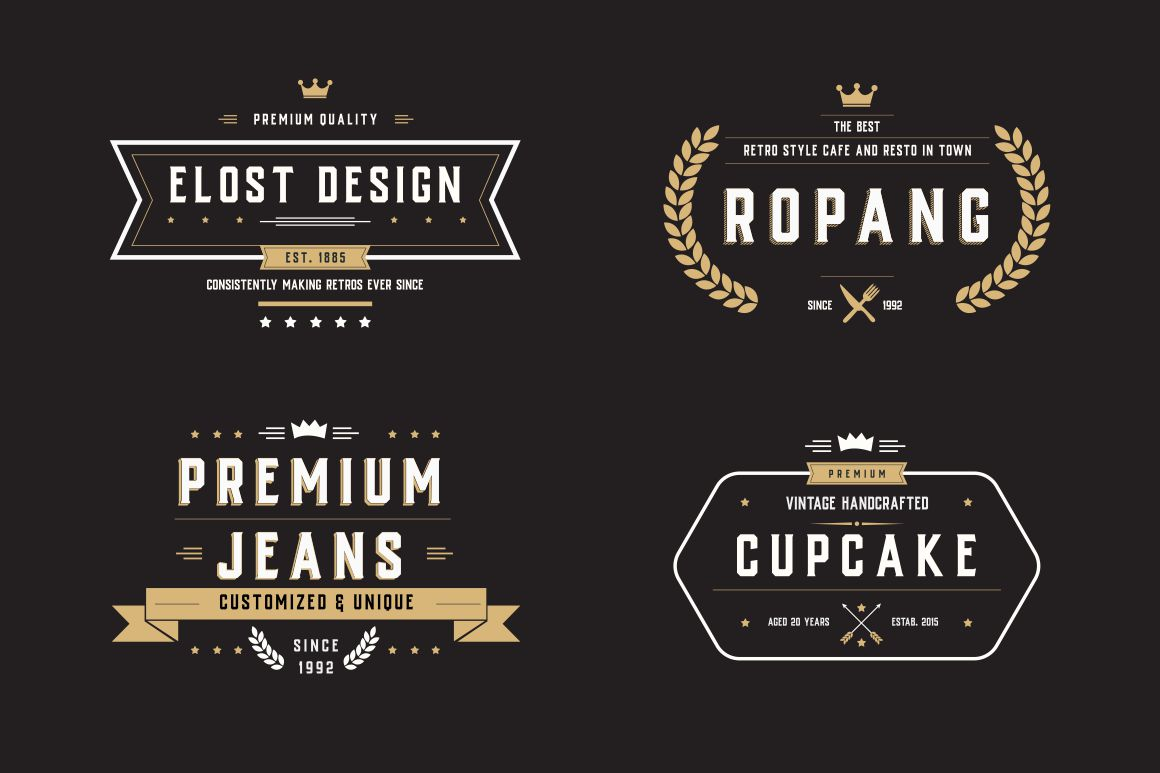Vhiena Vintage Font-2