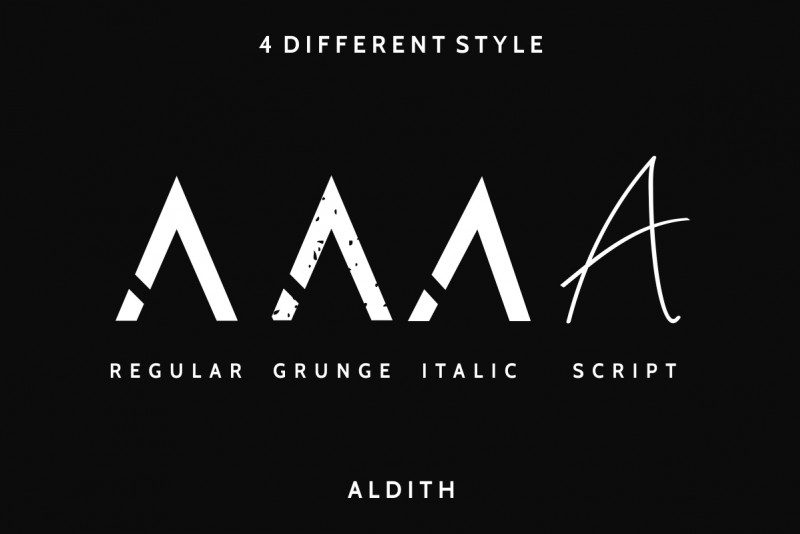 ALDITH Font Duo-2