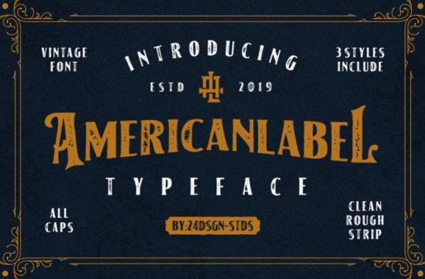 American Typeface