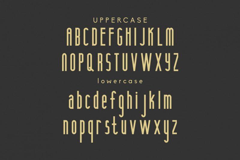Anamelia Typeface-3
