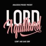 Aquilland Font Duo
