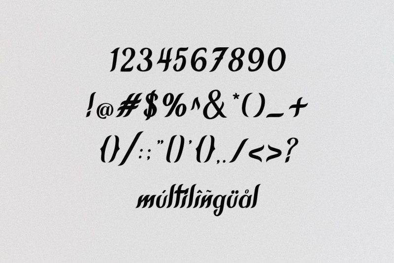 Chameron Typeface-4