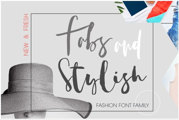 Fabsand Stylish Font