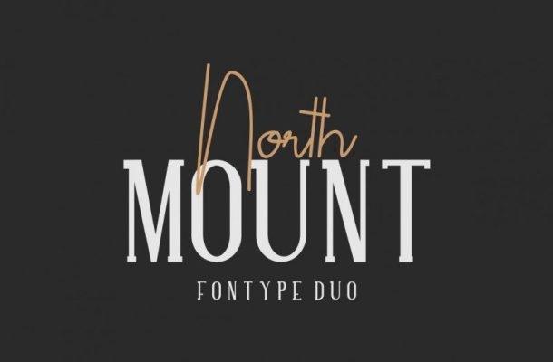 North Mount Font Trio