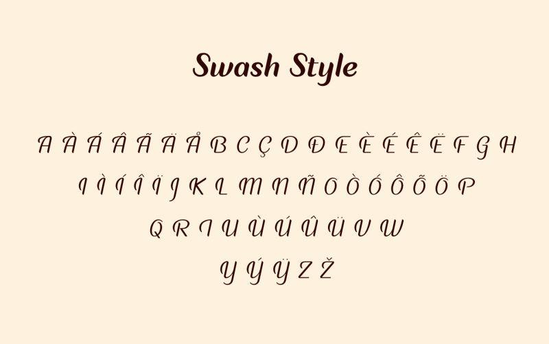 Plom Praeng Script Font-3
