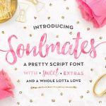 Soulmates Script Font