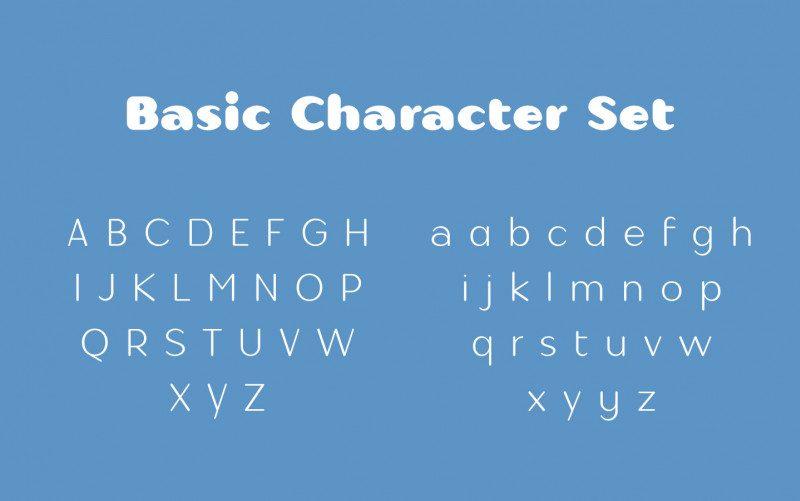 Thanmon Sans Serif Font-2