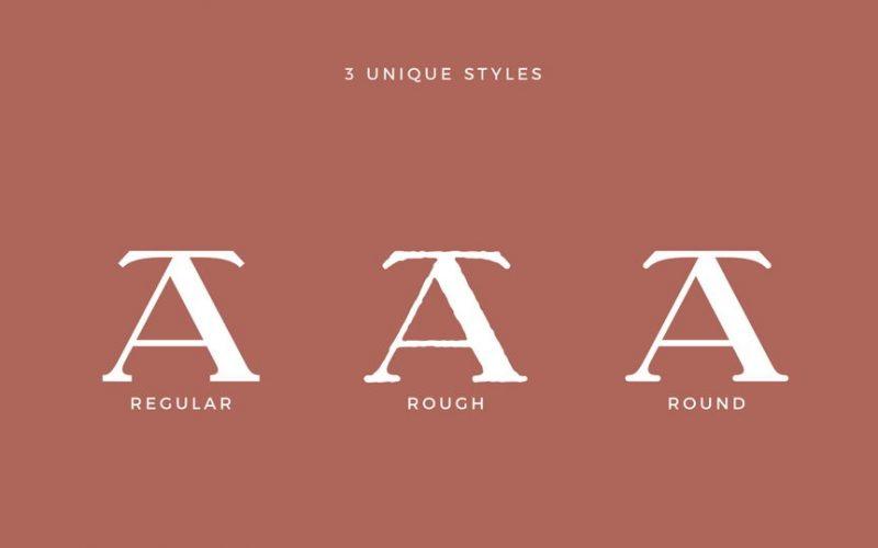 Understock Font Family-2