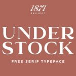 Understock Font Family