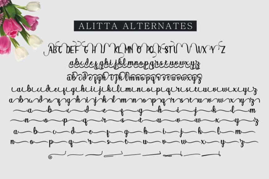 Alitta Font-3