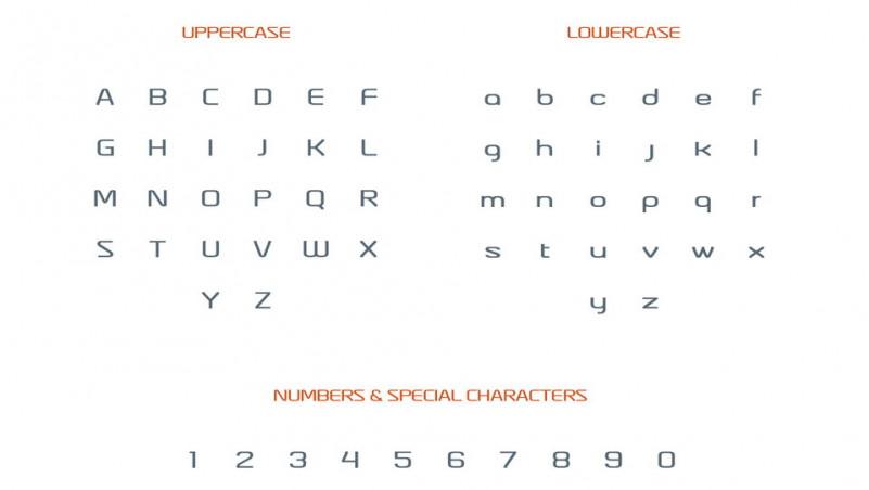Aneo Font Family-2
