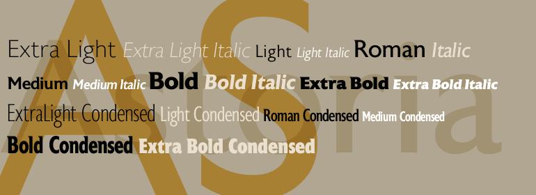 Astoria Font Family-2
