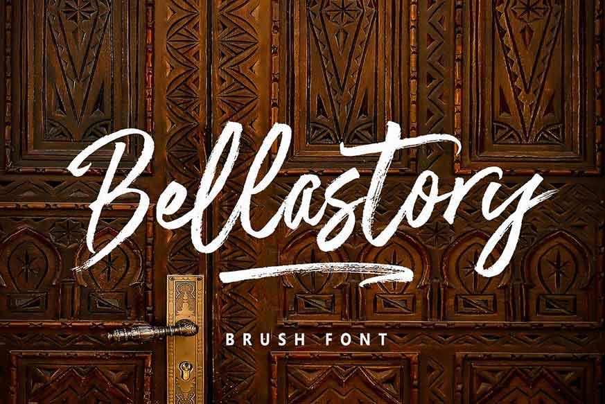 Bellastory Font-1