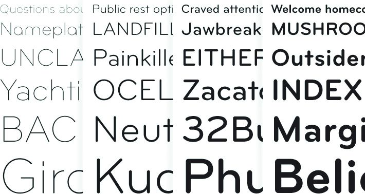 Bryant Pro Font Family-3