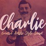 Charlie Script Font