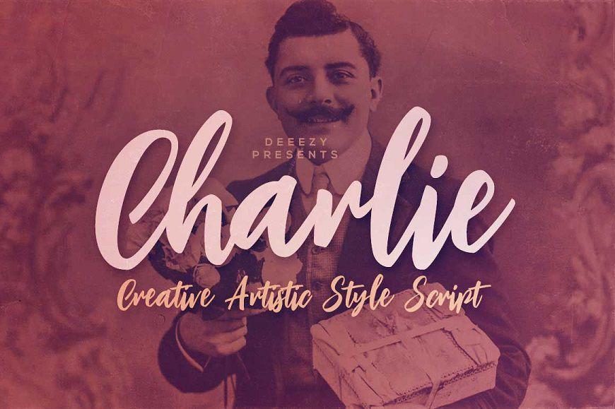 Charlie Script Font-1