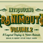 Grantmouth Display Font