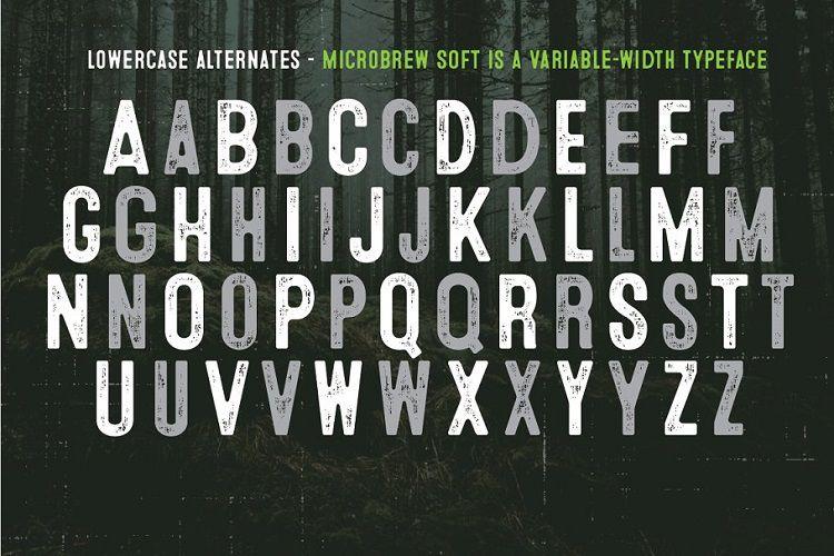 Microbrew Soft Mega Font Family-3