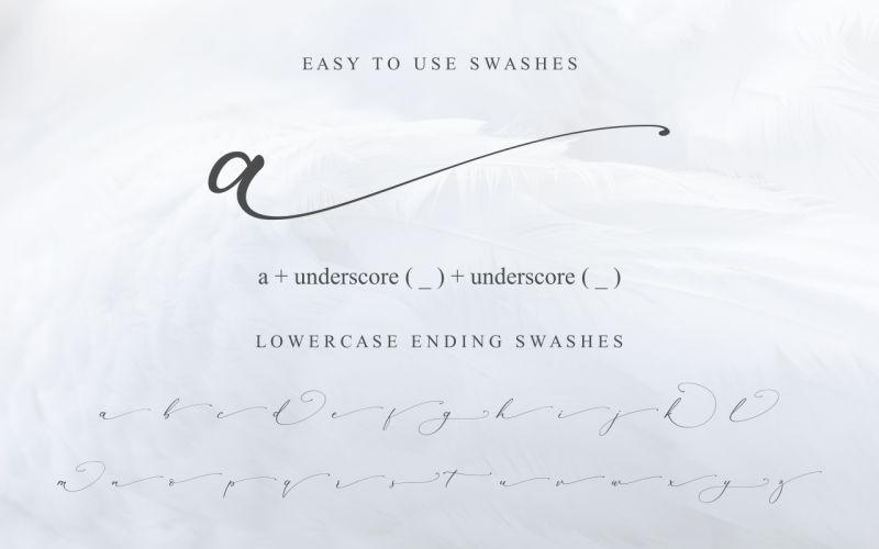 Muttaqin Calligraphy Font-4