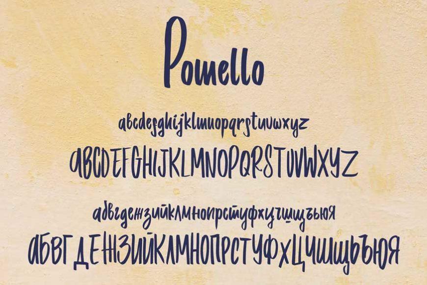 Pomelo Font-2