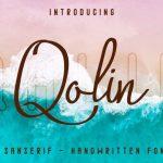 Qalin Font Duo