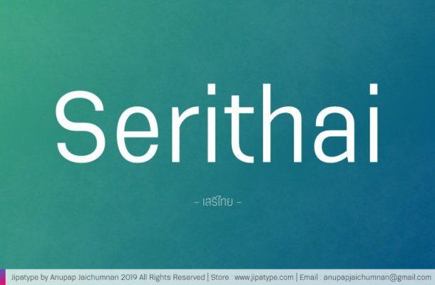 Serithai Font