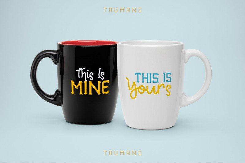 TRUMANS Duo Font Family-3