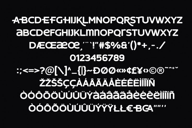 Thorce Rounded Sans Font-3