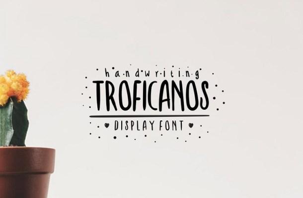 Troficanos Font