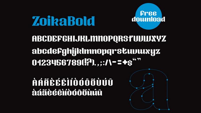 Zoika Typeface-3