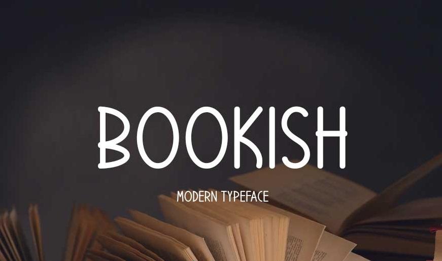 Bookish Font-1