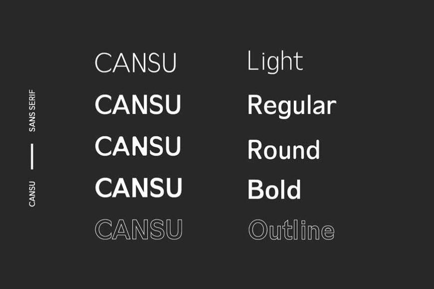 Cansu Sans Serif Font Family-2
