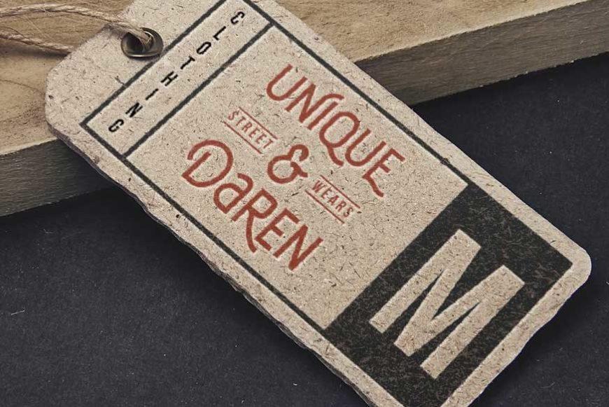 DELFINA Vintage Font-3