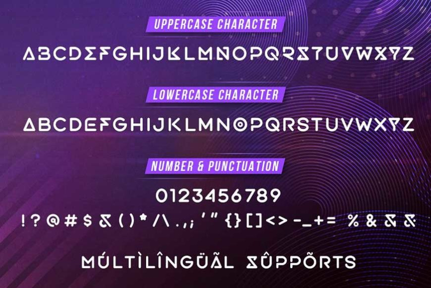 Exarros Font-3