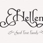 Hellen Serif Free Font