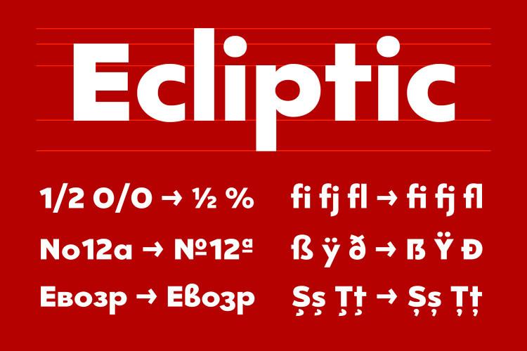 Kepler 296 Sans Font-2