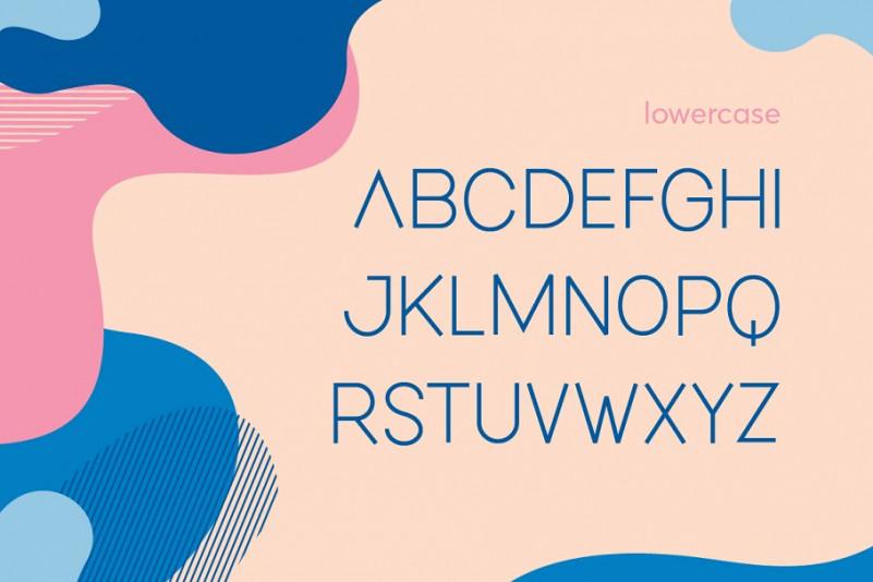 Lonely Lover Sans Font - Dafont Free