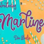 Marline Script Font