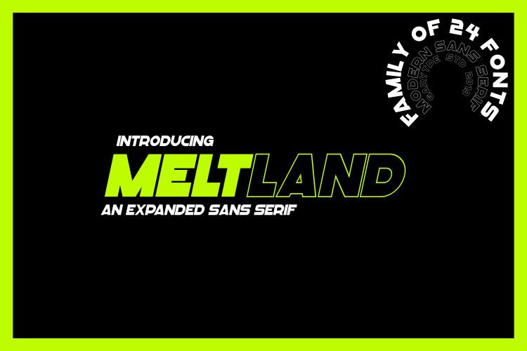 Meltland Sans Serif Font-1