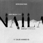 Naila Typeface