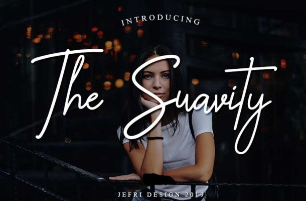 The Suavity Font