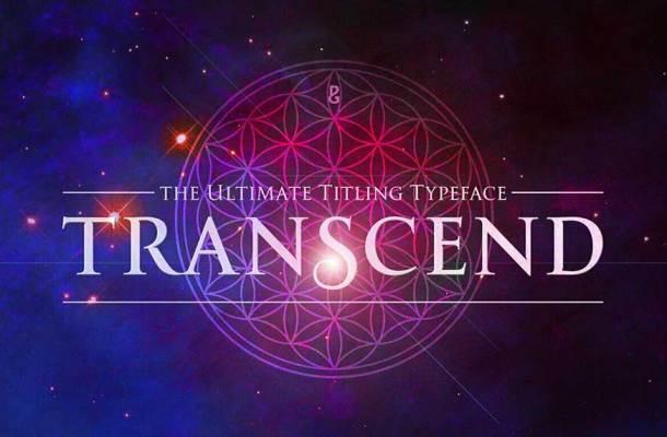 Transcend Font Family