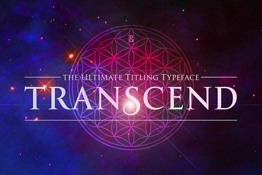 Transcend Font Family-1