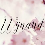 Wijnand Font